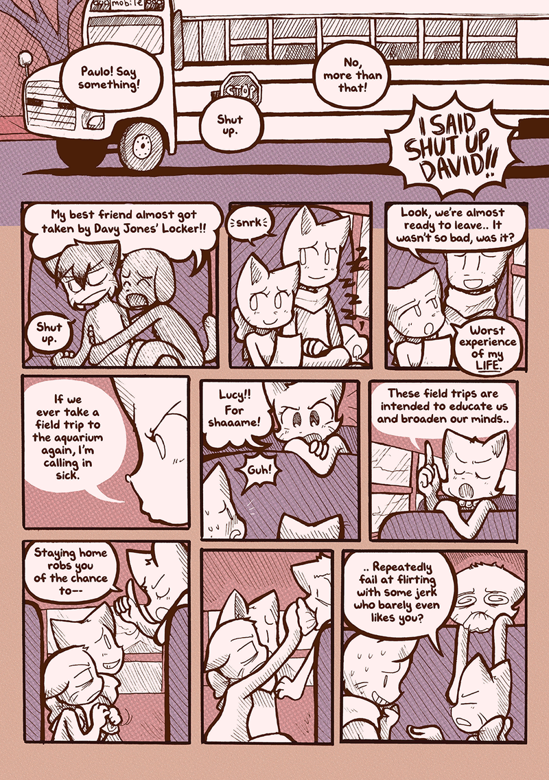 Off to the Movies — Page 5