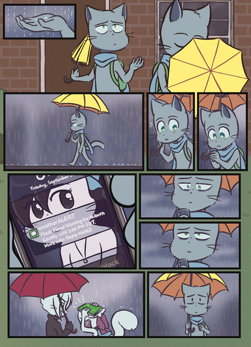 High Expectations — Page 1