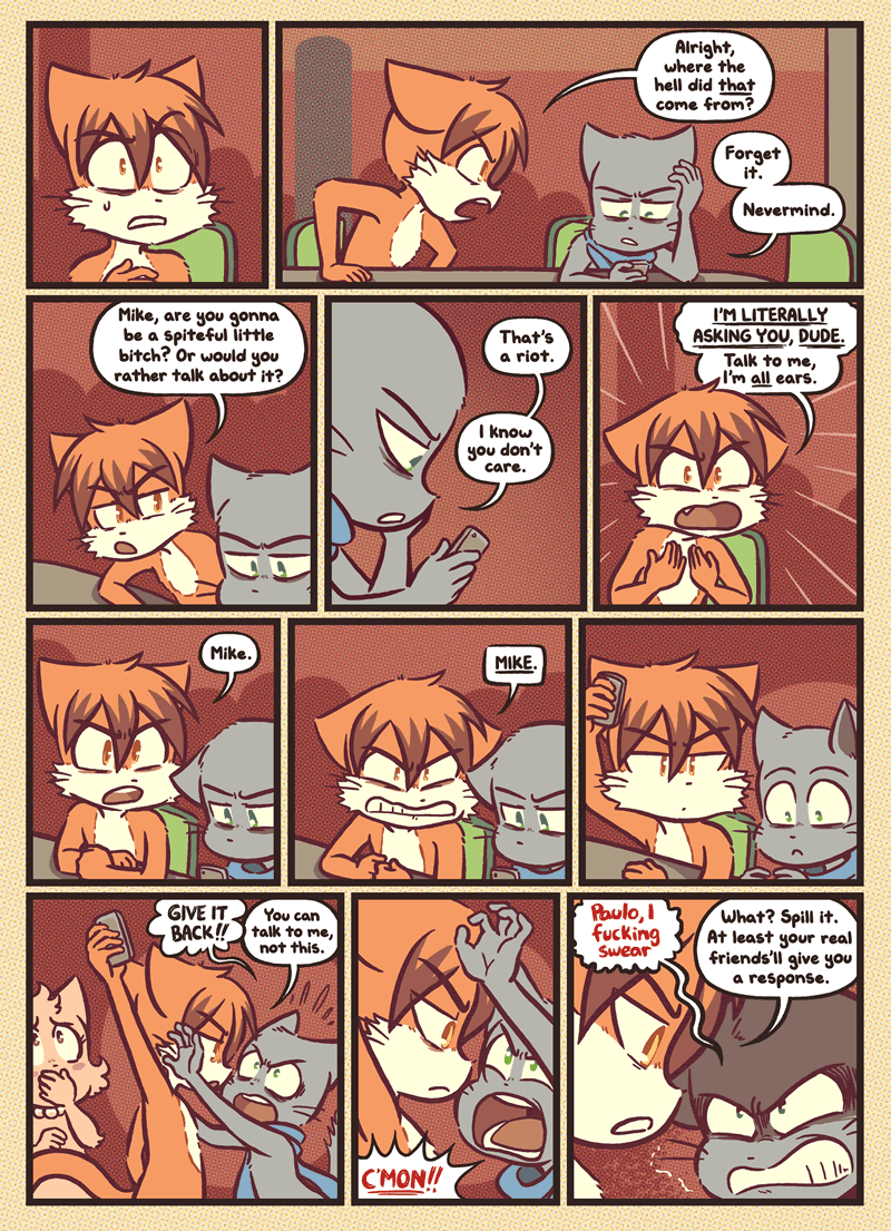 High Expectations — Page 12