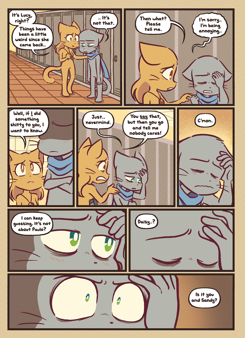 High Expectations — Page 19