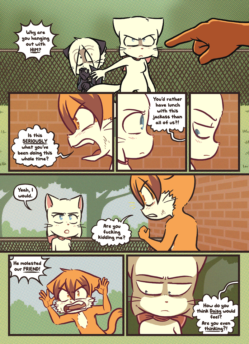 High Expectations — Page 23