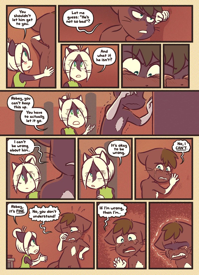 High Expectations — Page 8