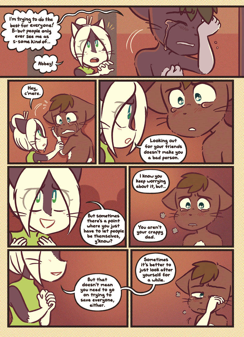 High Expectations — Page 9