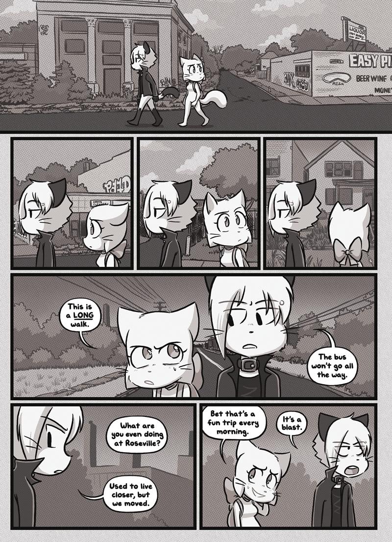 Escape Route — Page 11