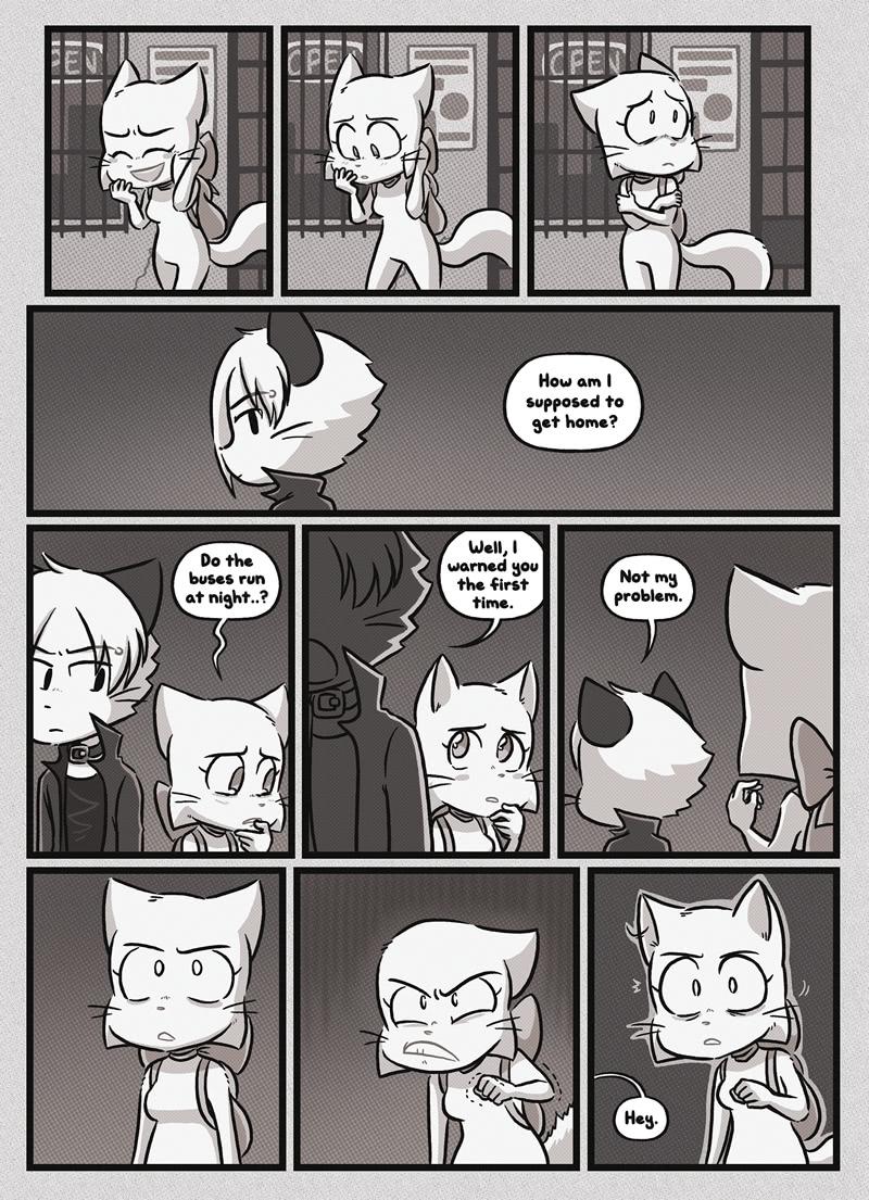 Escape Route — Page 12