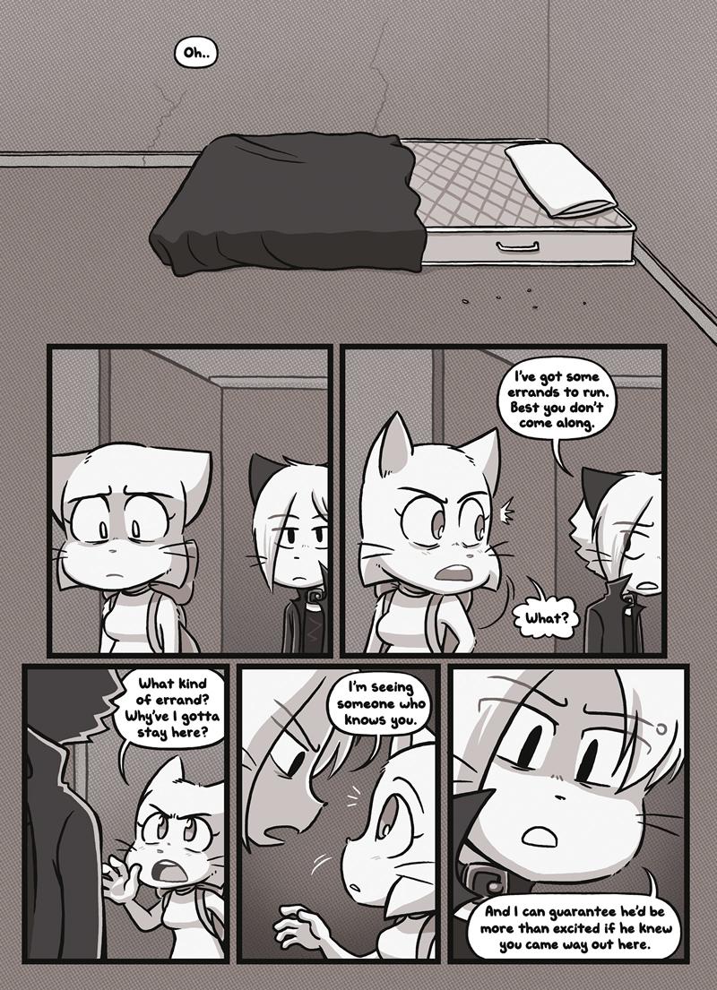 Escape Route — Page 16