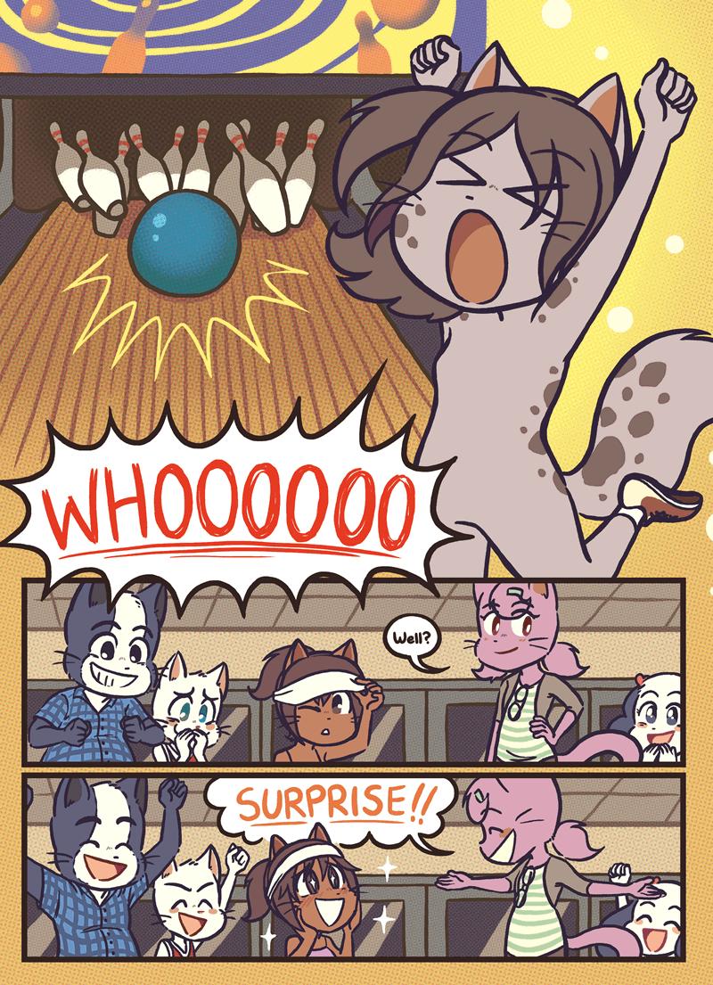 Fair Game — Page 1