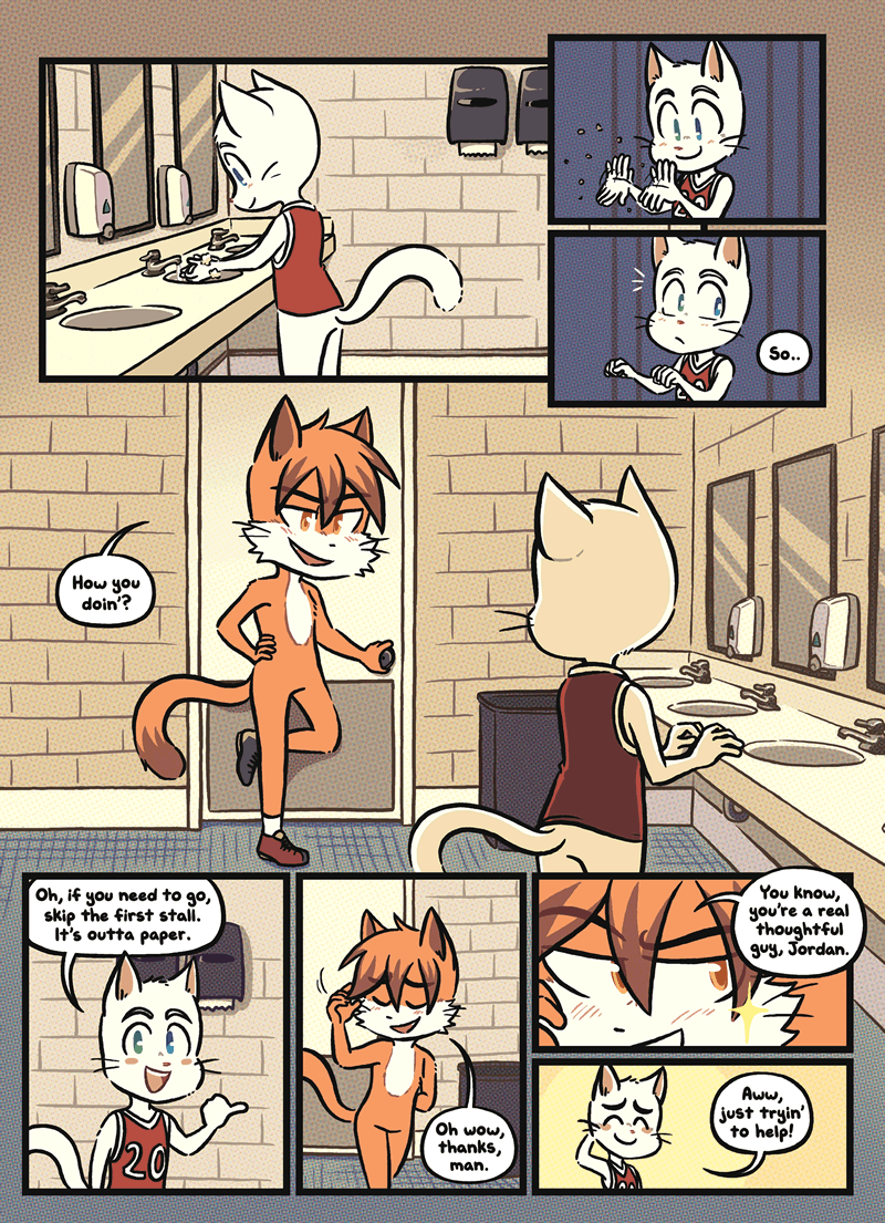 Fair Game — Page 19