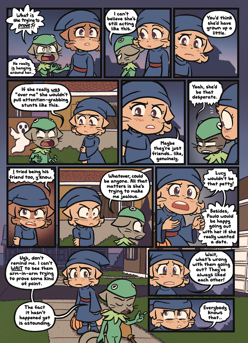 Witch Hunt — Page 10