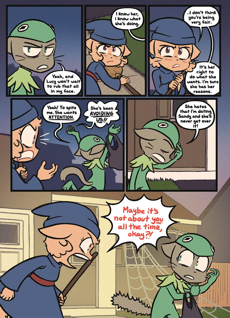 Witch Hunt — Page 11