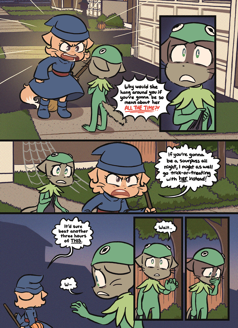 Witch Hunt — Page 12