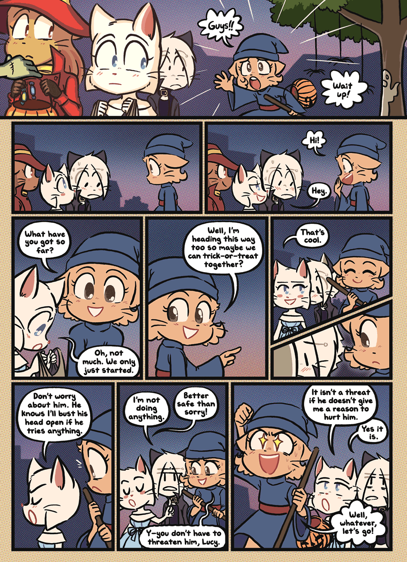 Witch Hunt — Page 13
