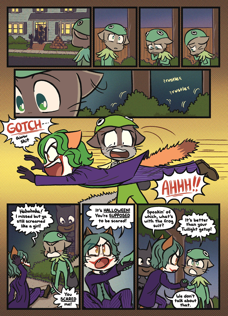 Witch Hunt — Page 14