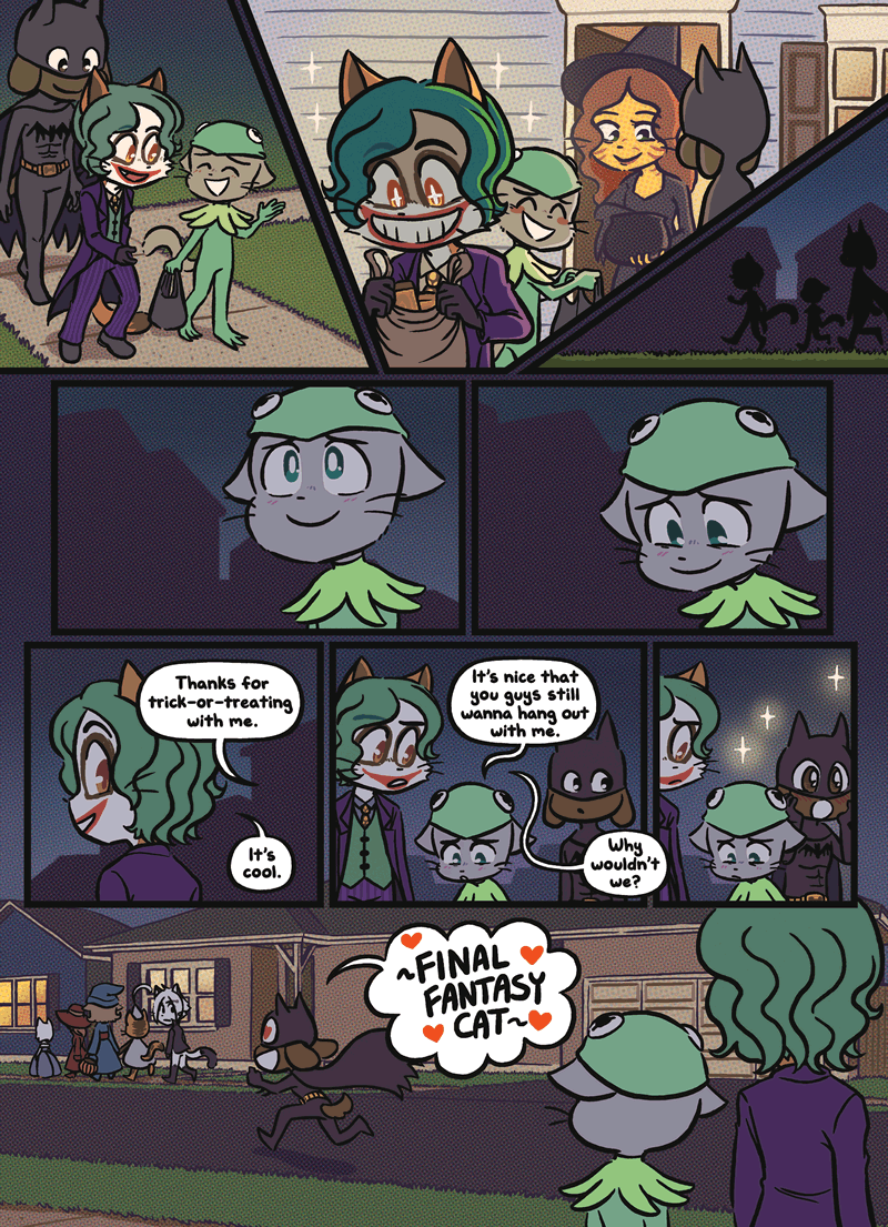 Witch Hunt — Page 16