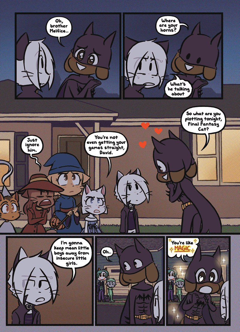 Witch Hunt — Page 17