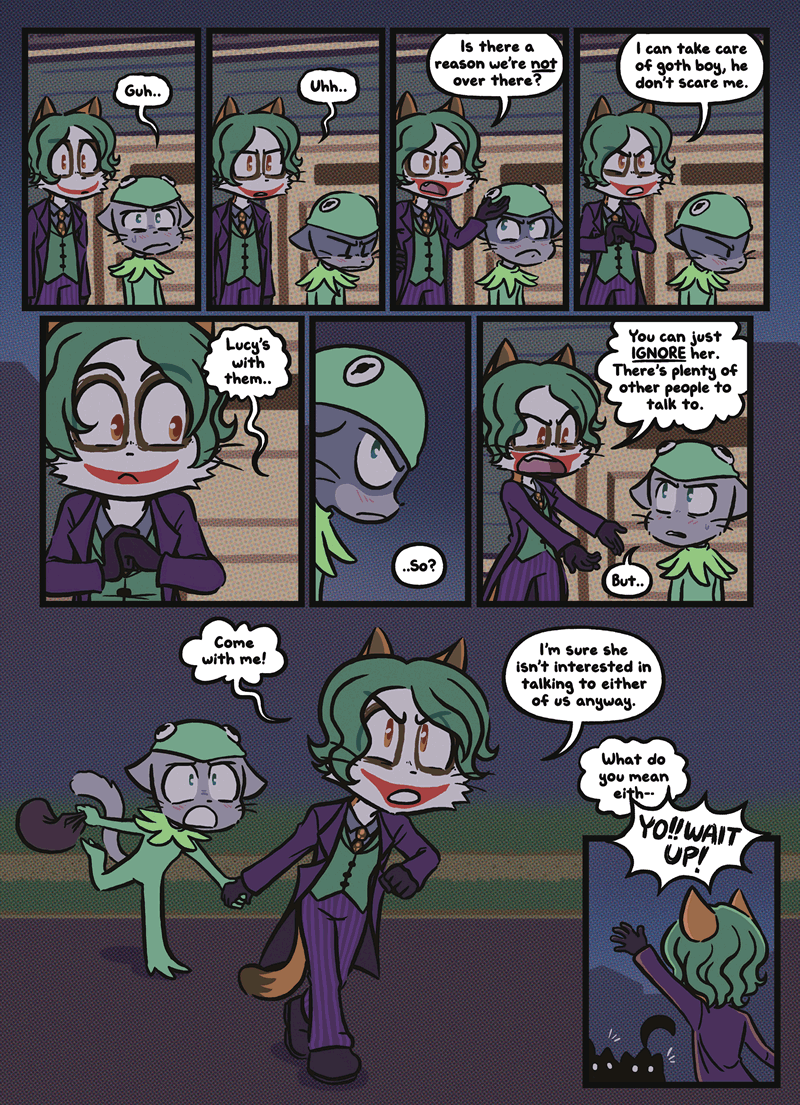 Witch Hunt — Page 18
