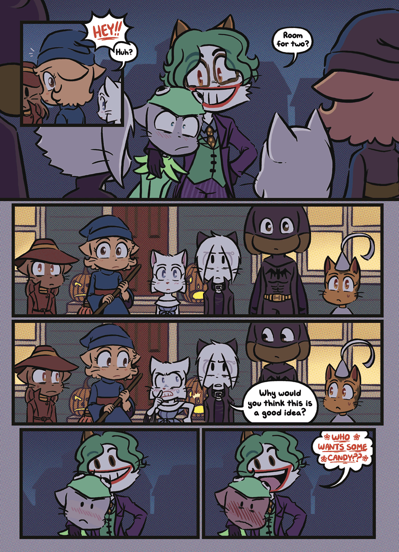 Witch Hunt — Page 19