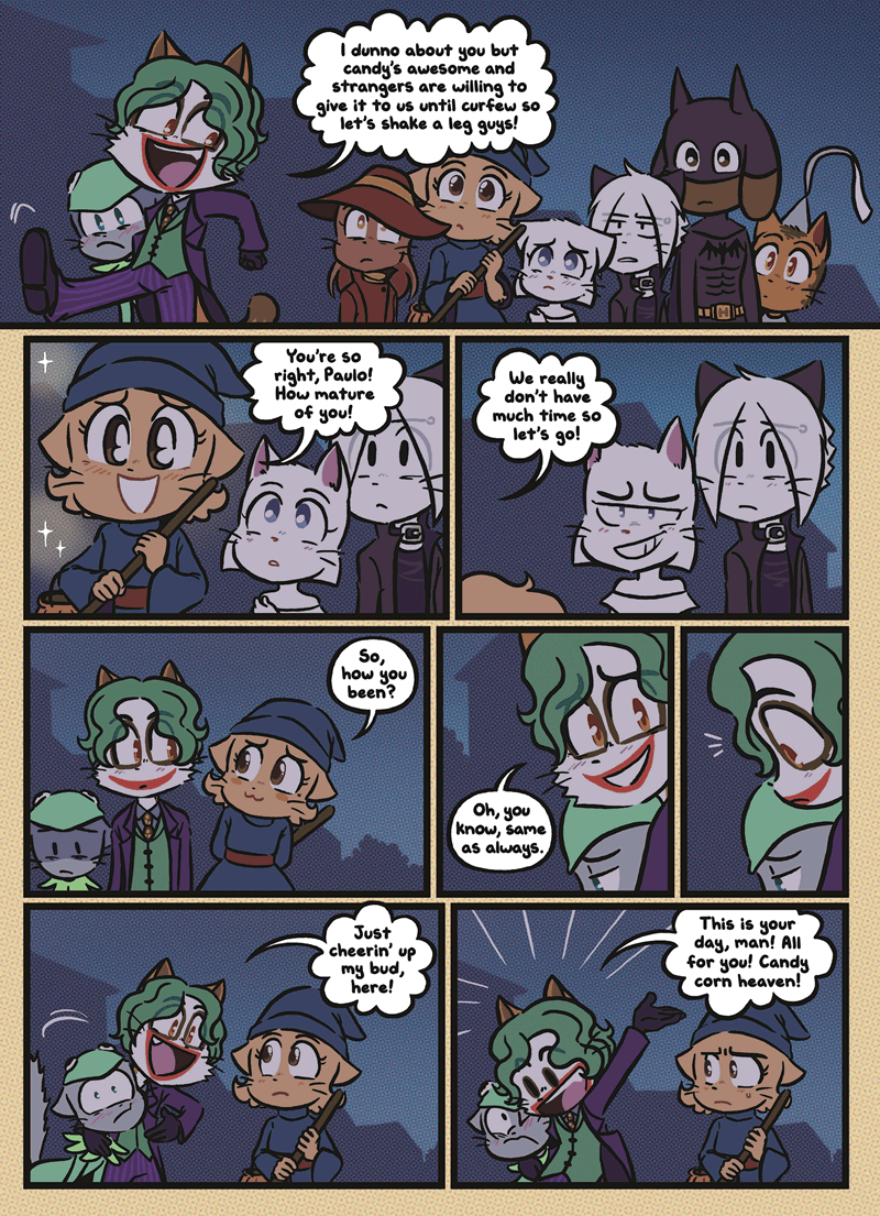Witch Hunt — Page 20