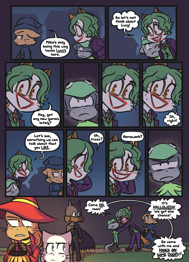 Witch Hunt — Page 21