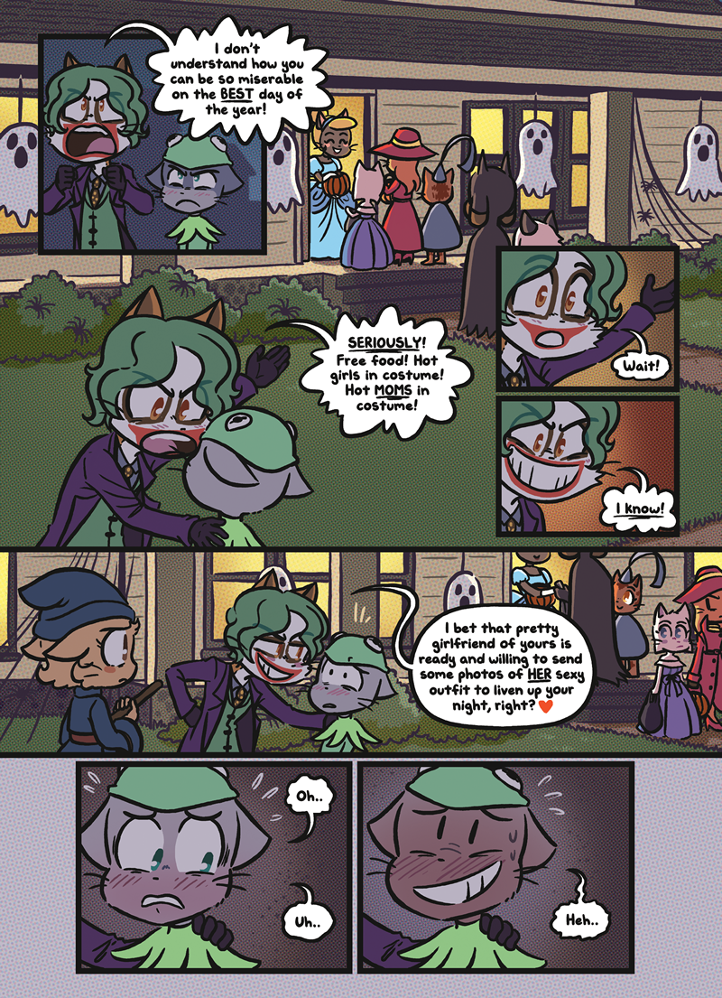 Witch Hunt — Page 22