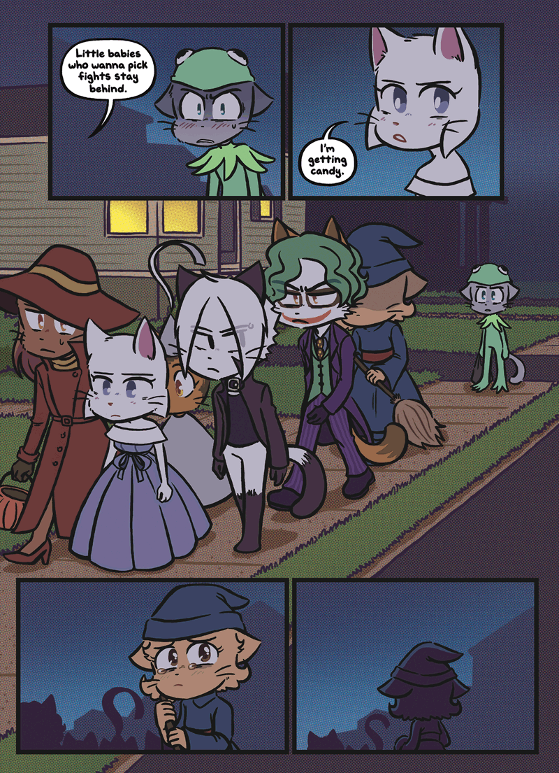 Witch Hunt — Page 30