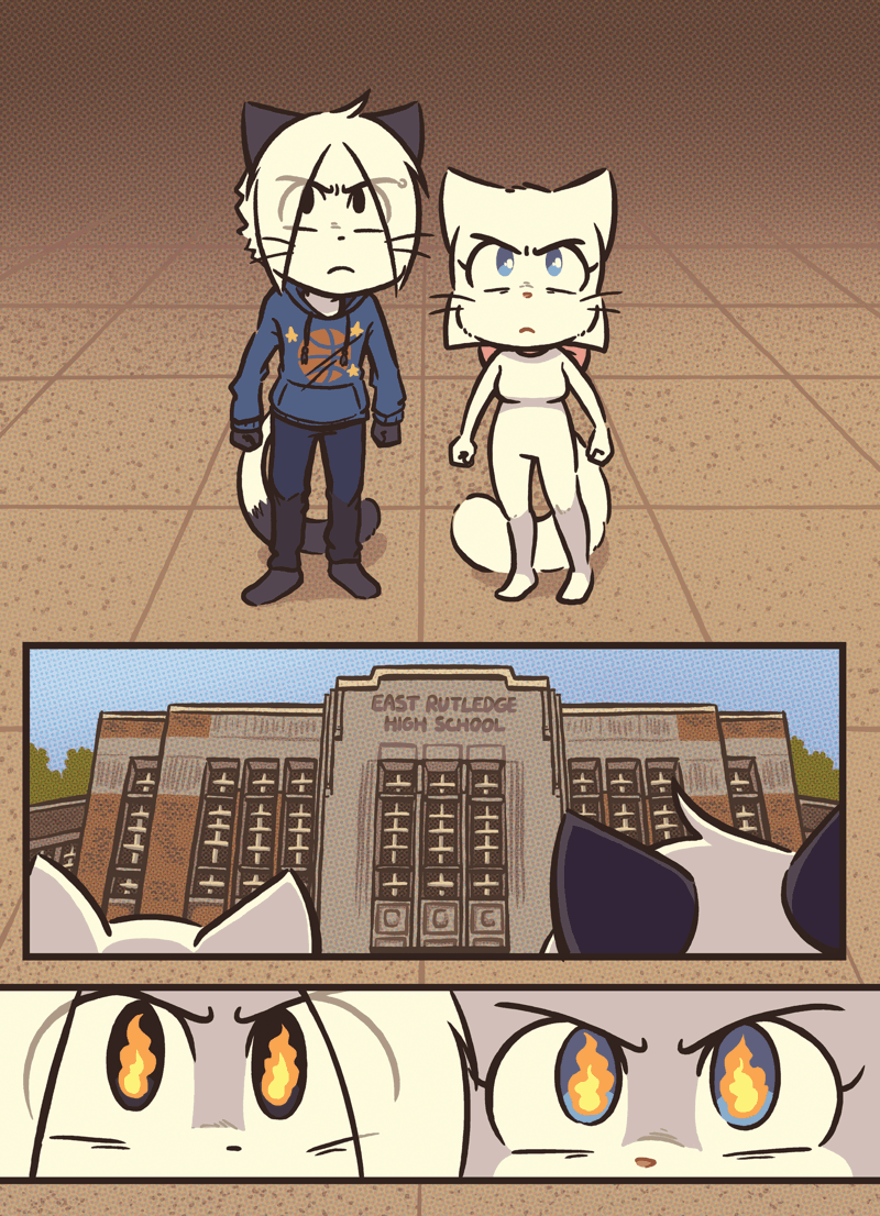 College Material — Page 1
