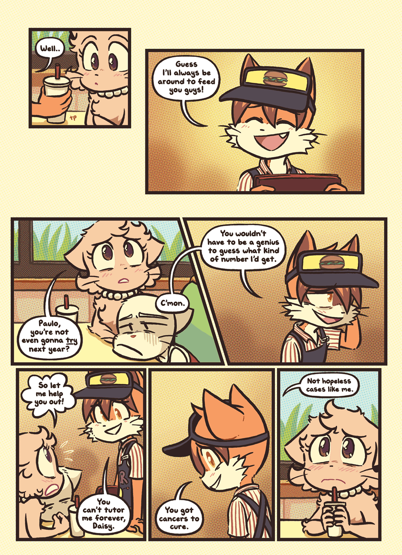 College Material — Page 14