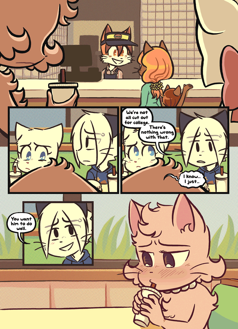 College Material — Page 15