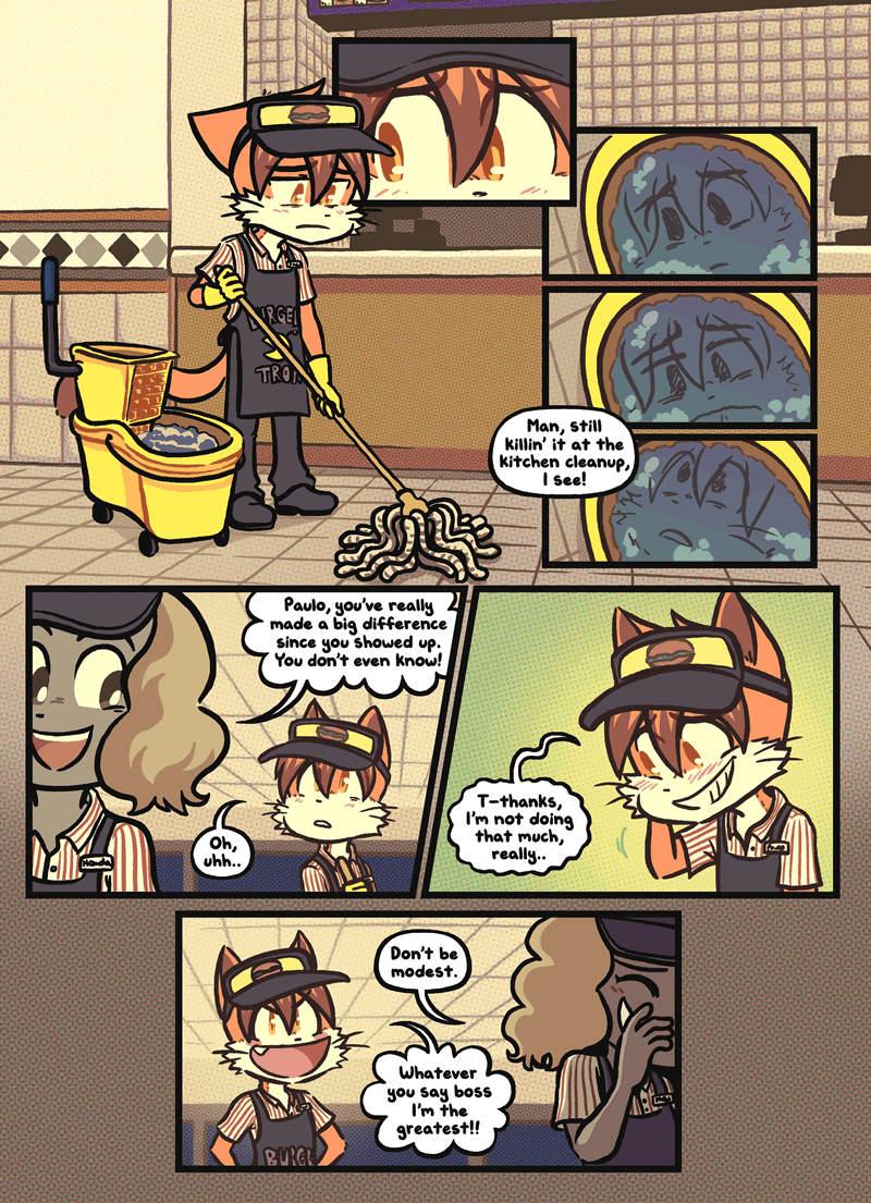 College Material — Page 16