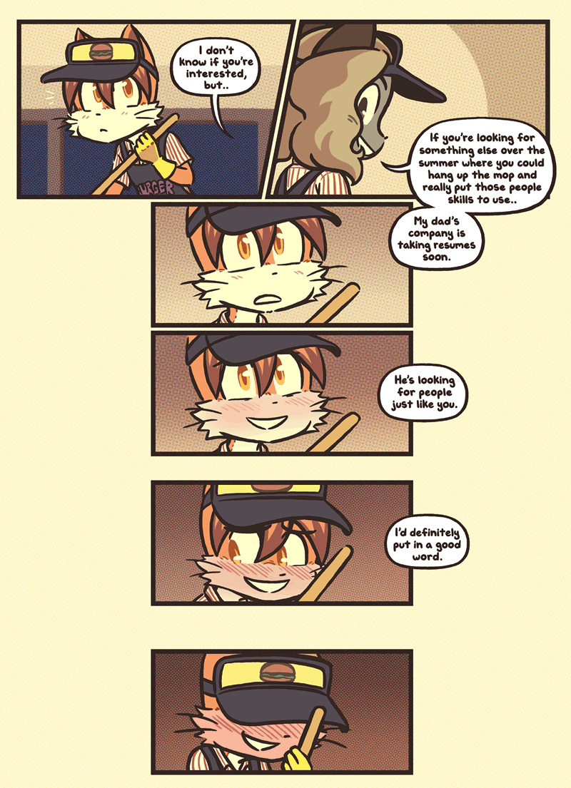 College Material — Page 17