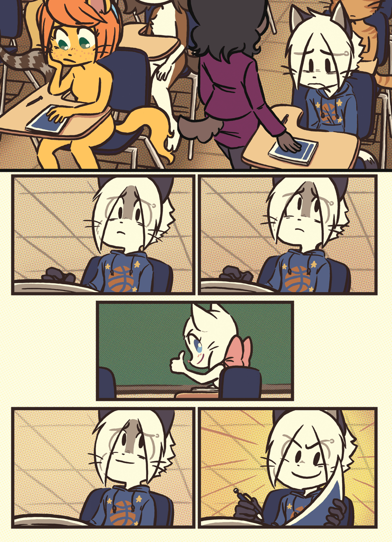 College Material — Page 5