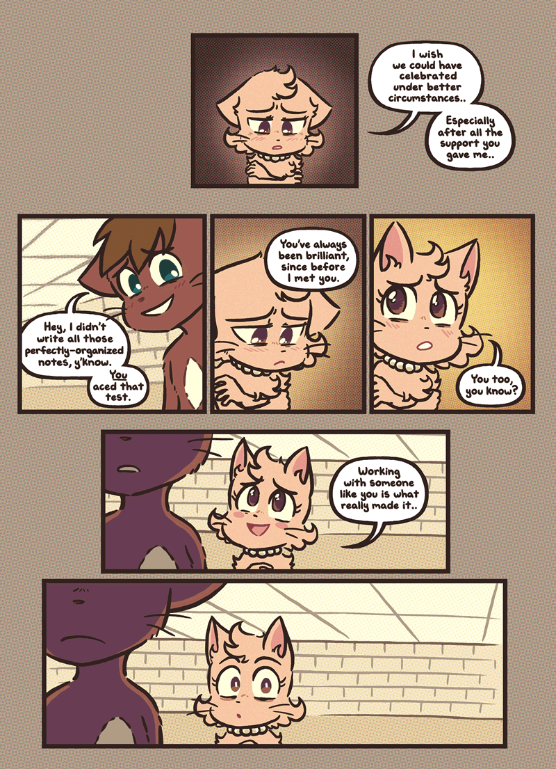 College Material — Page 9