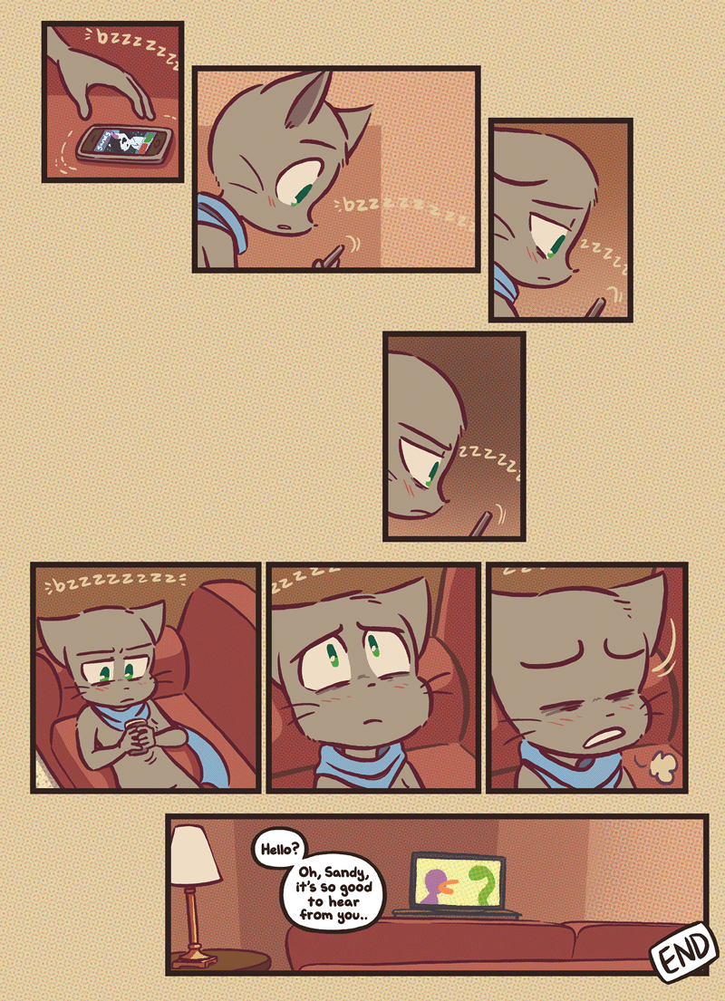 Unwanted Gift — Page 10