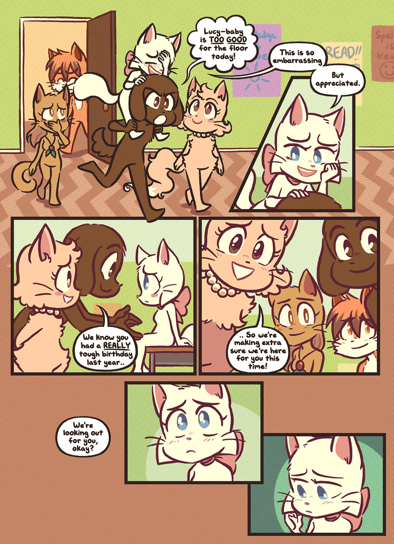 Unwanted Gift — Page 3