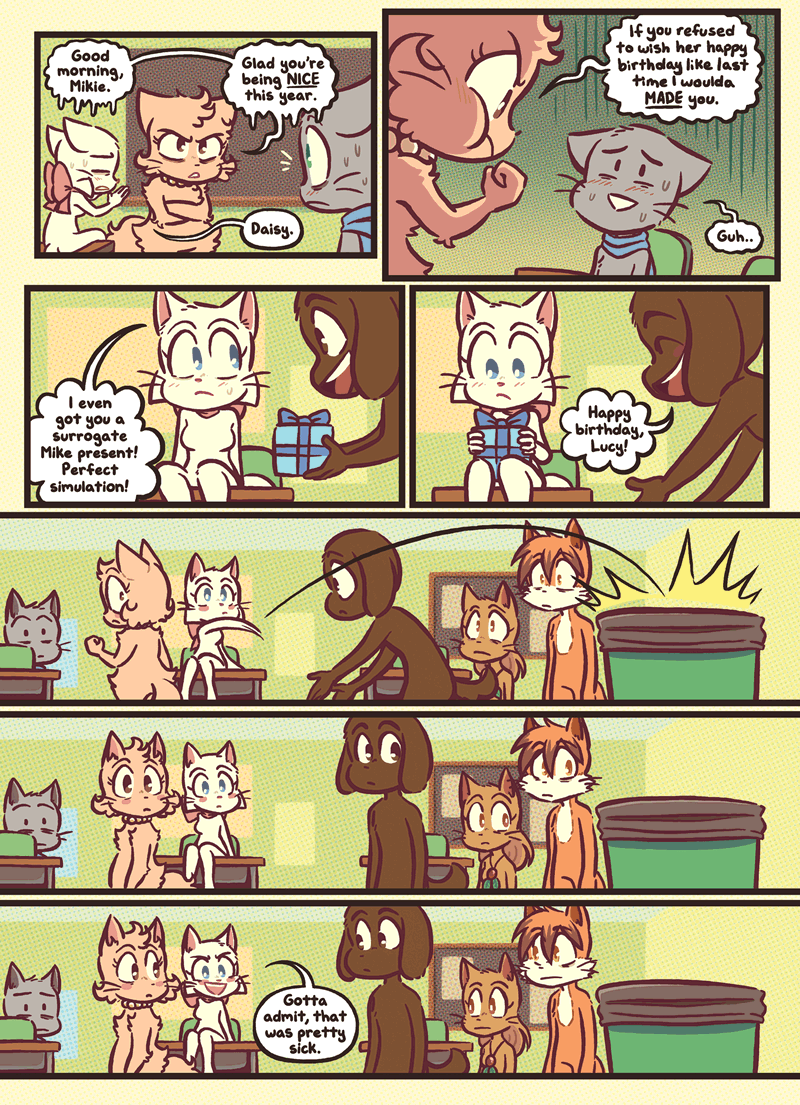 Unwanted Gift — Page 5