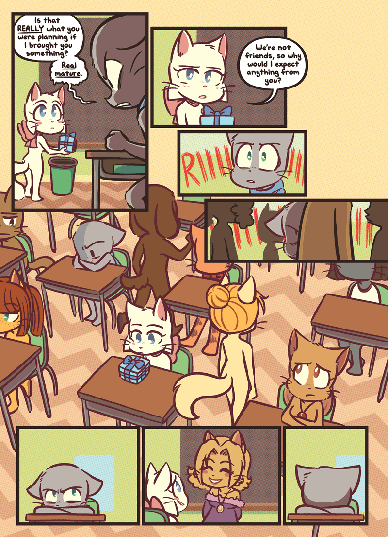 Unwanted Gift — Page 6
