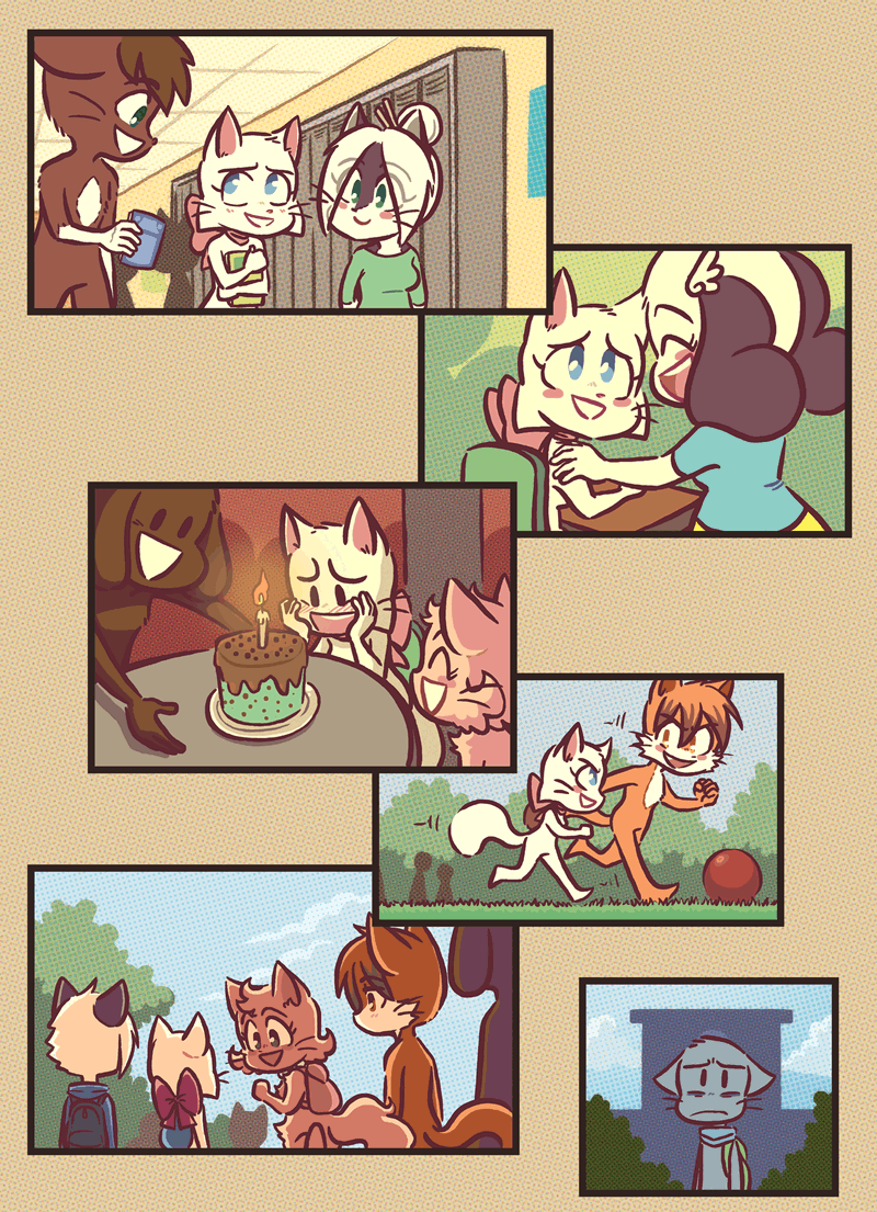 Unwanted Gift — Page 7