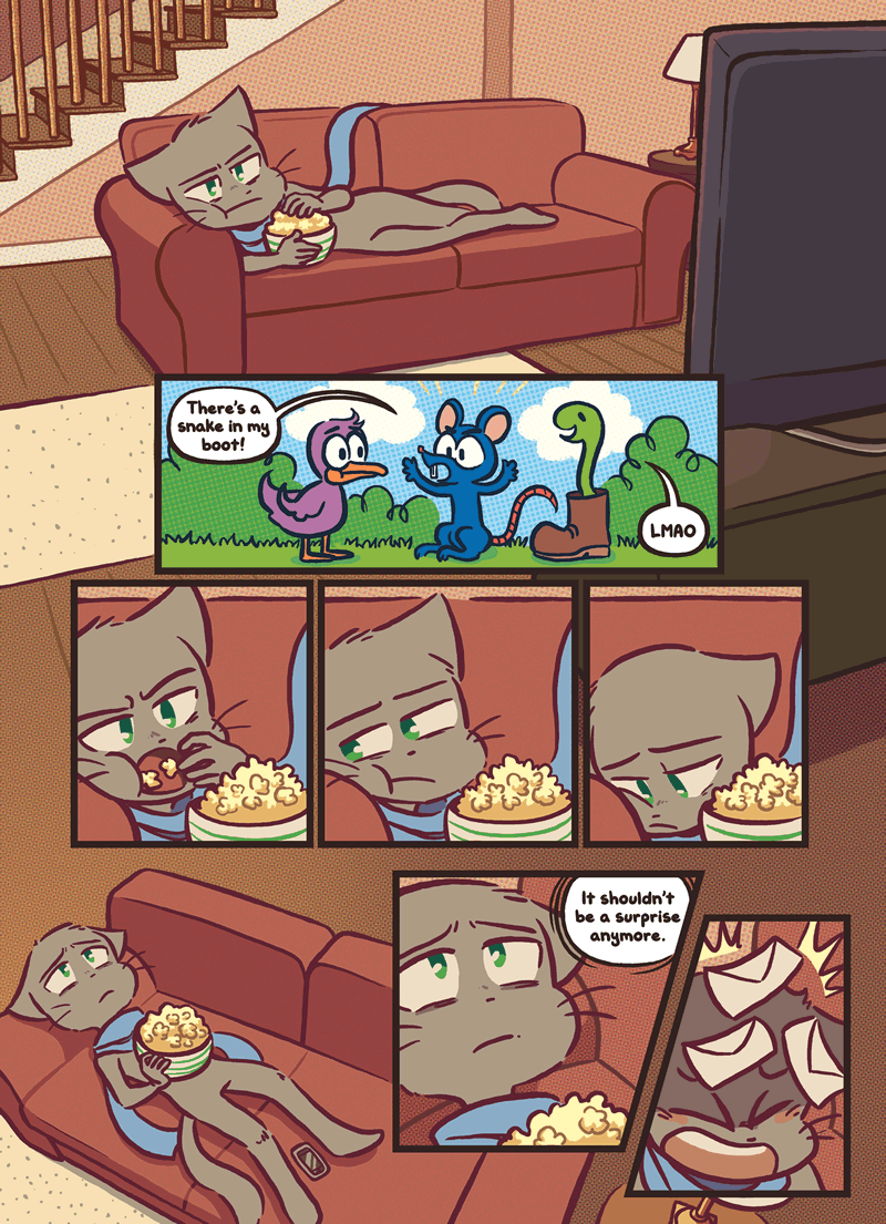 Unwanted Gift — Page 8