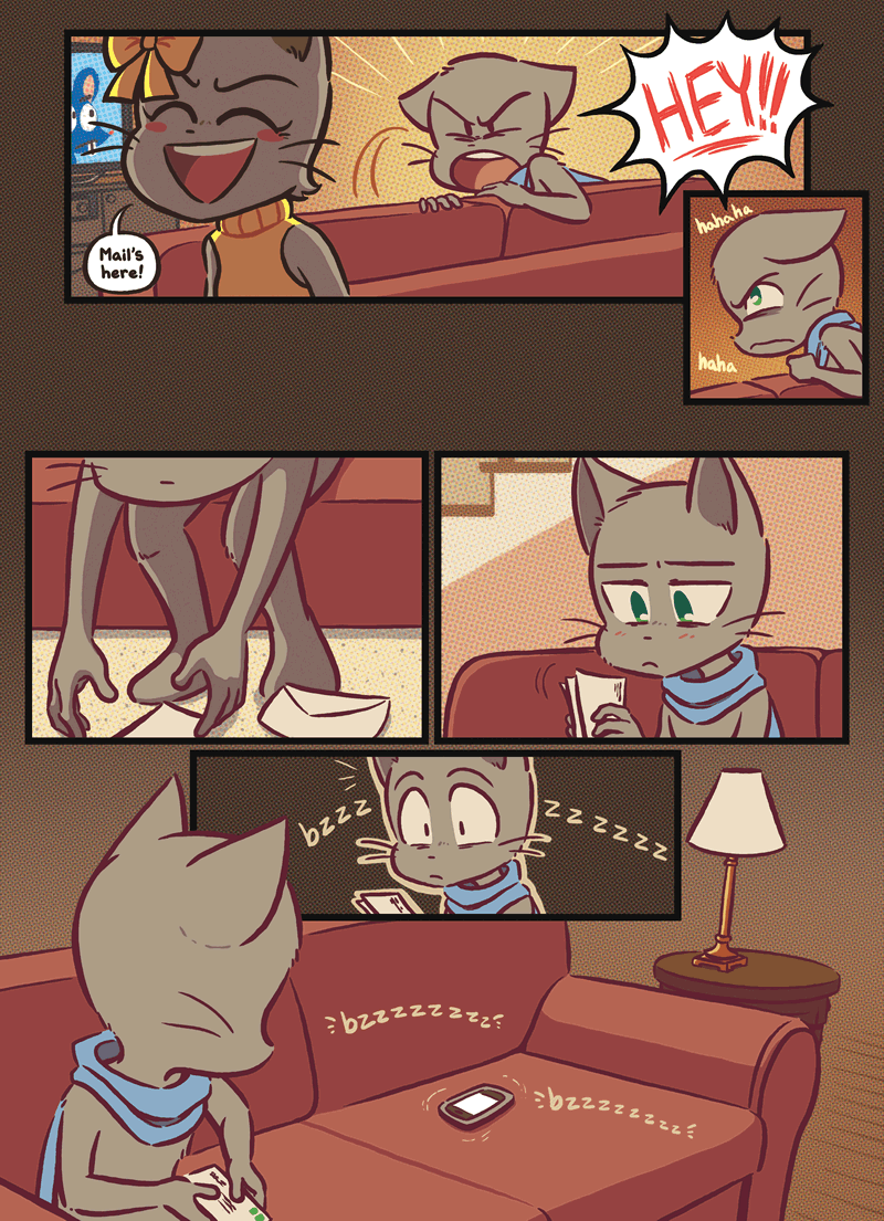 Unwanted Gift — Page 9