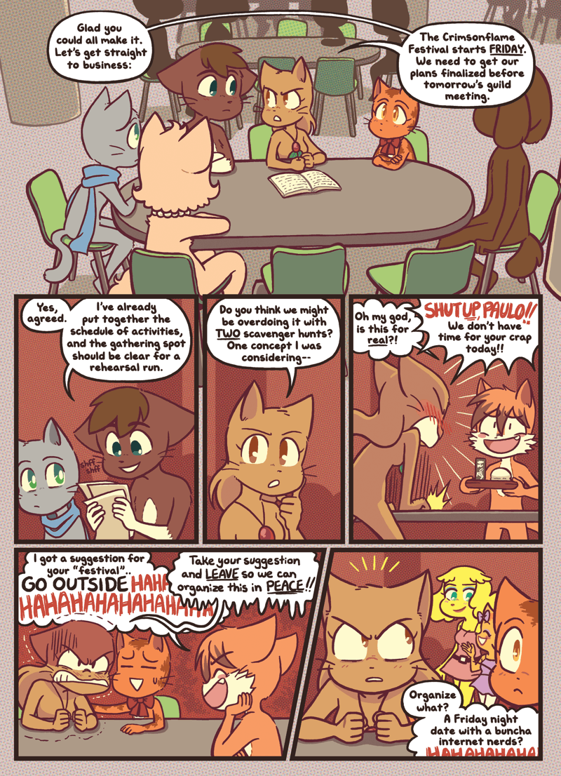 Popularity Contest — Page 1