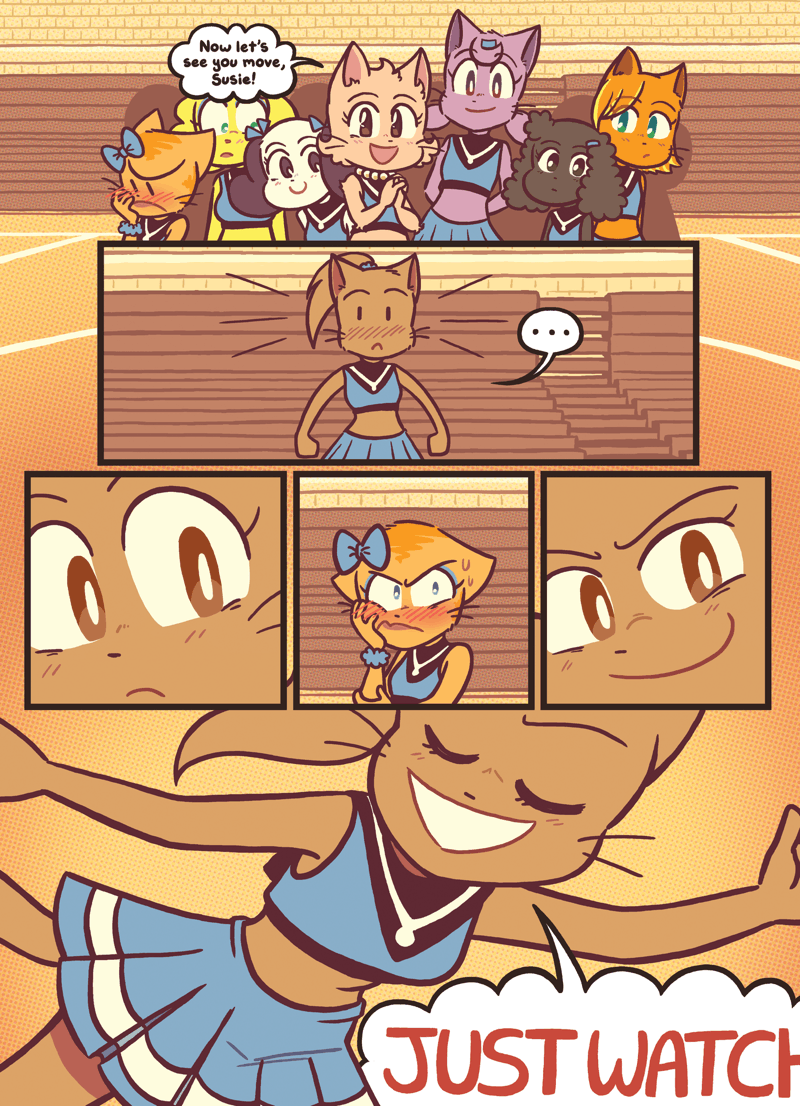 Popularity Contest — Page 12