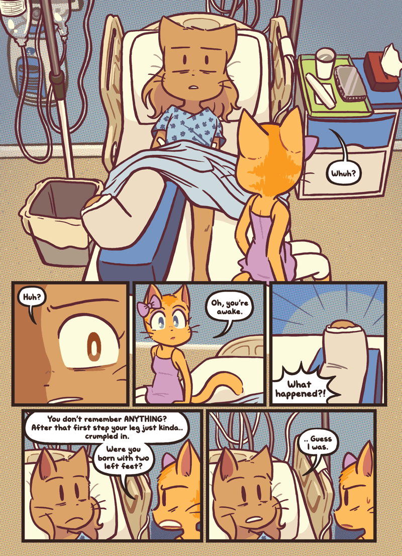 Popularity Contest — Page 13