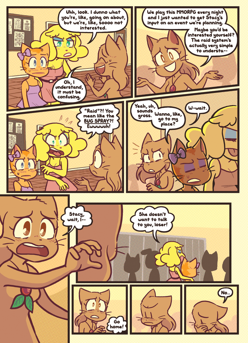 Popularity Contest — Page 4