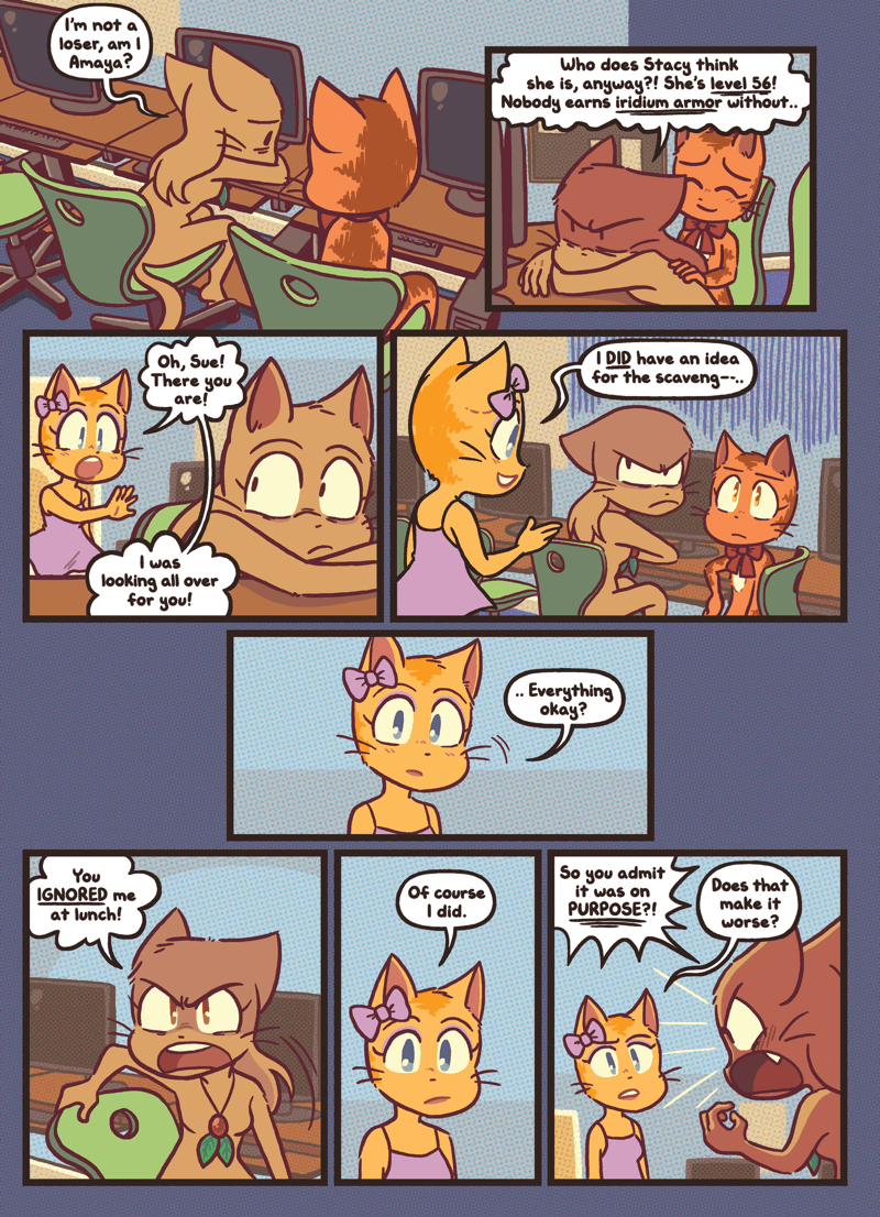 Popularity Contest — Page 6