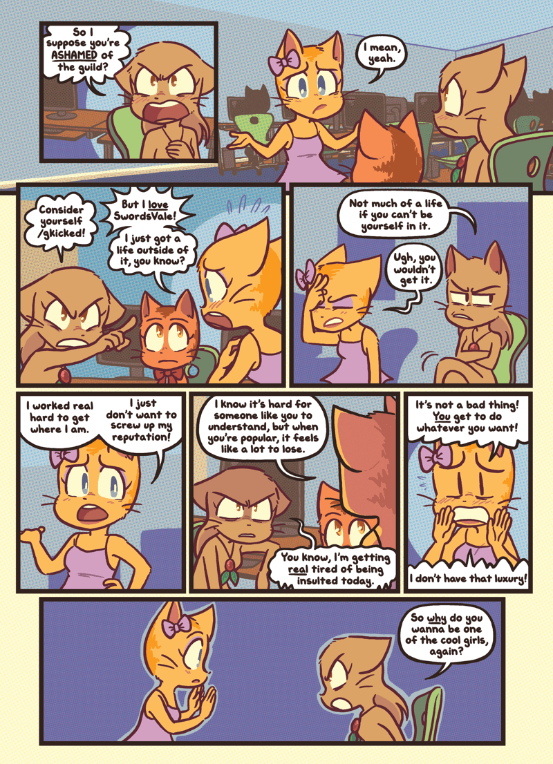 Popularity Contest — Page 7