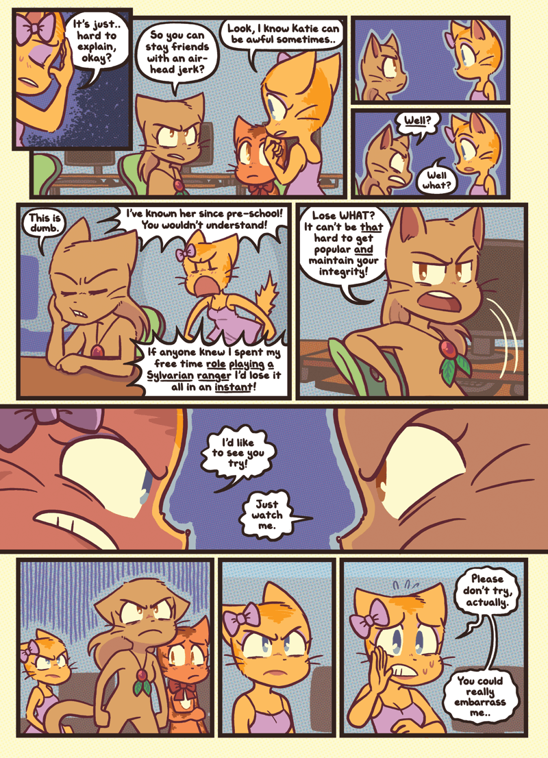 Popularity Contest — Page 8