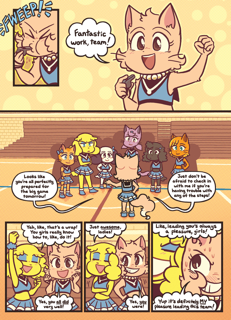 Popularity Contest — Page 9