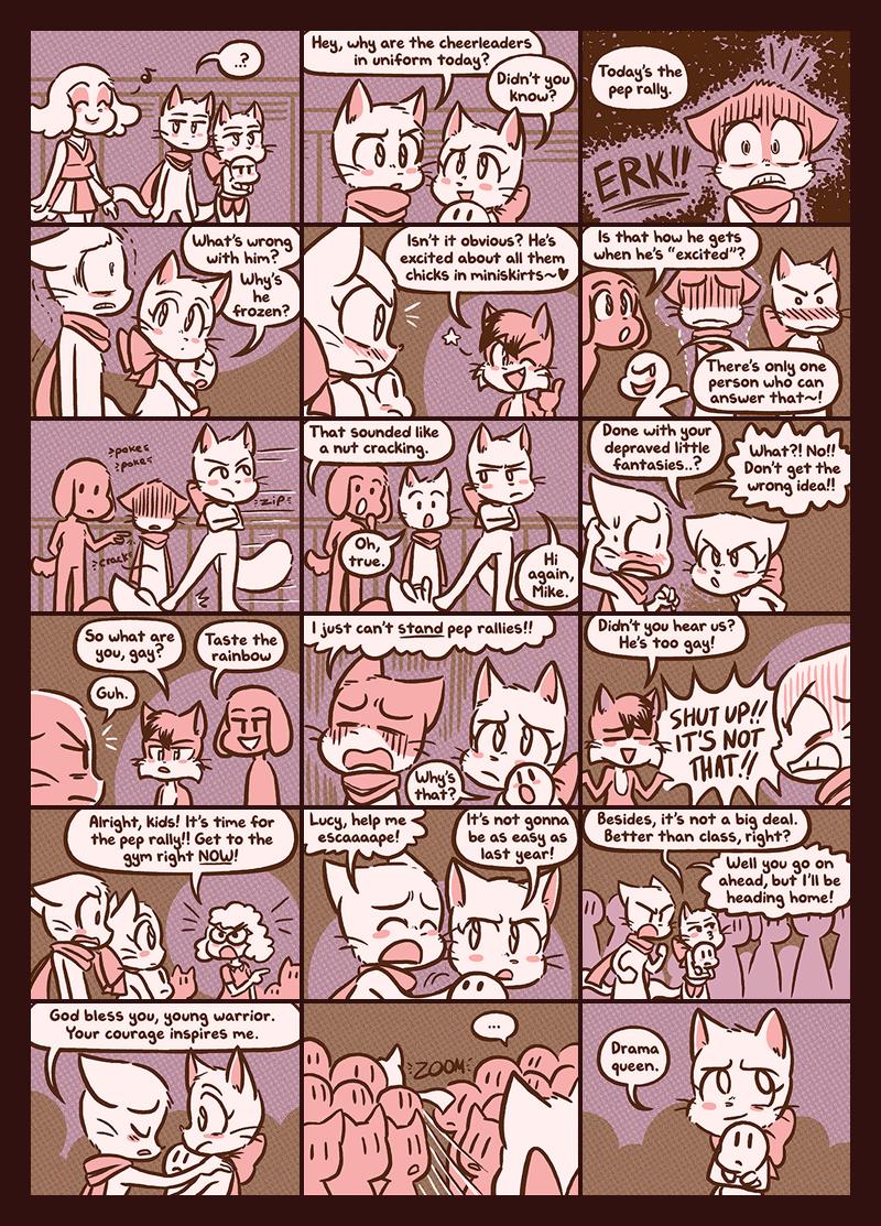 Puppy Love — Page 1