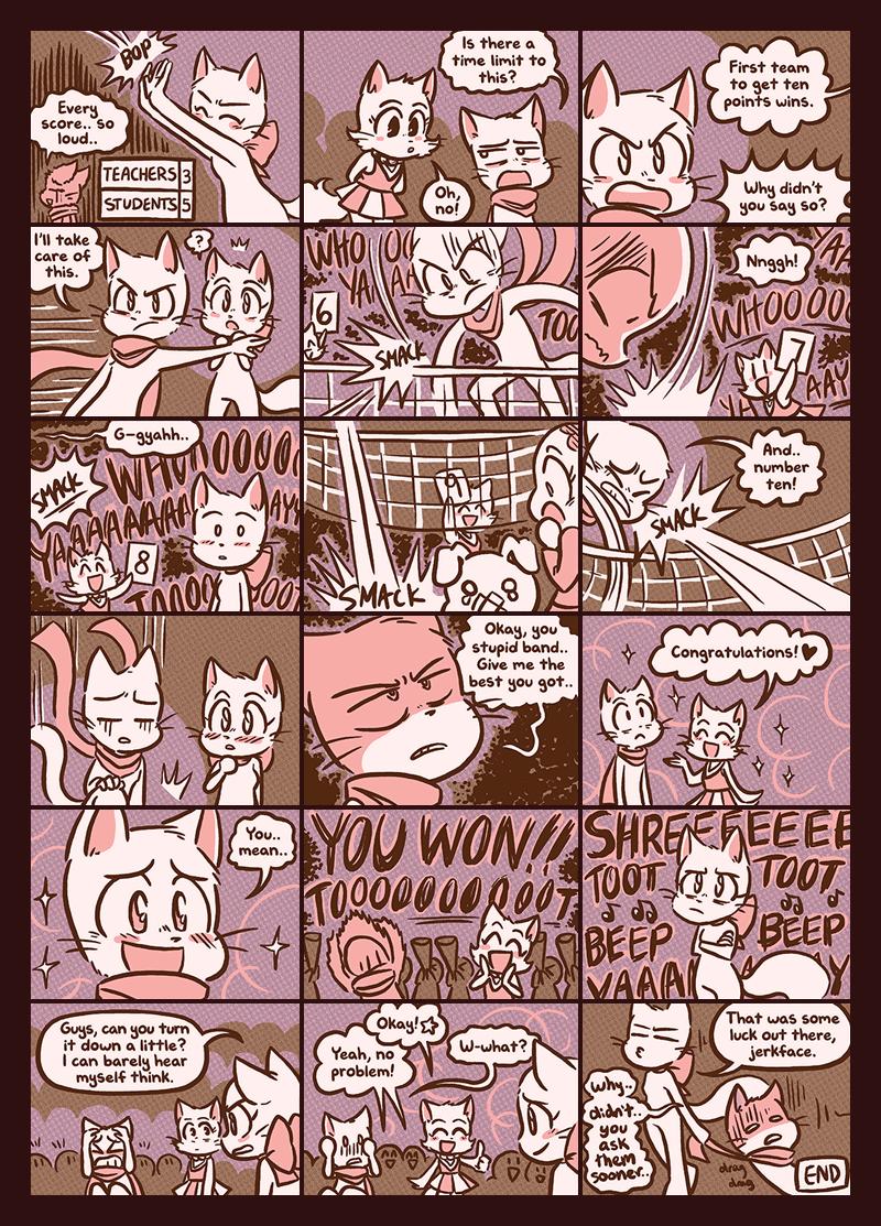 Pep Rally — Page 6
