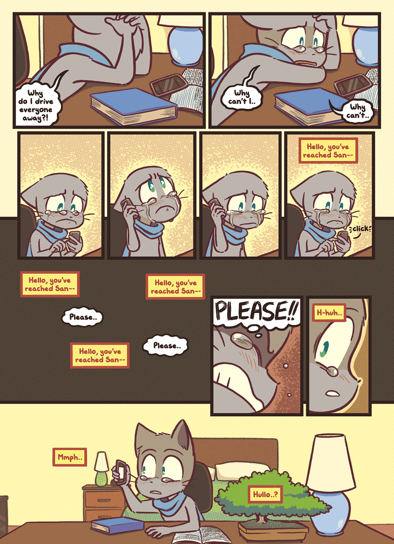 Eternal Flame — Page 20